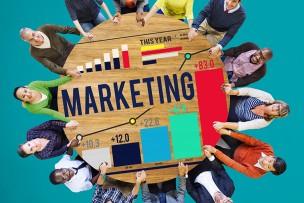 Marketing Branding Commercial Advertisement Plan Concept