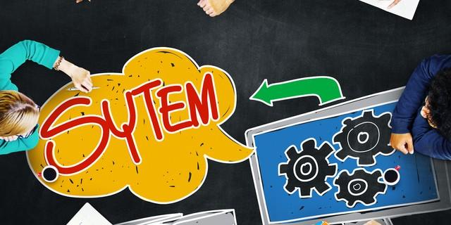 System Management Mechanic Accessible Progress Concept