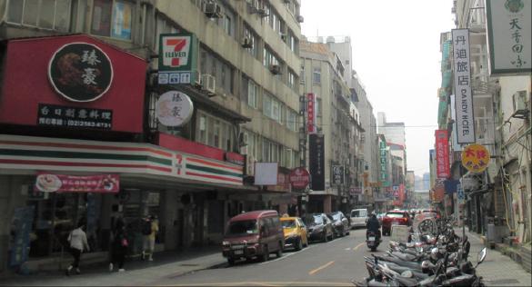 コンビニ受取が主流の台湾