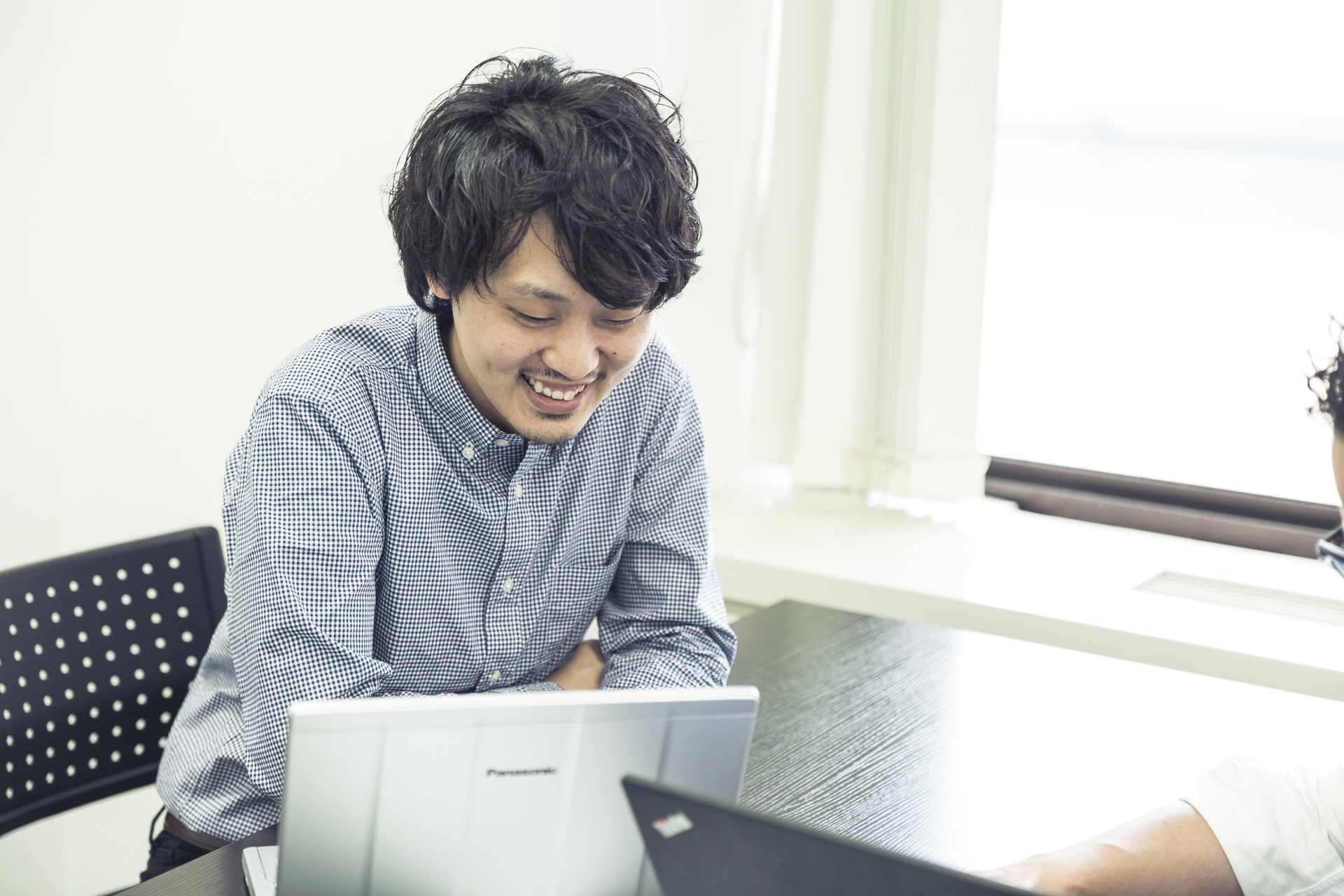 【社員インタビュー】コンサル部スタッフの1日