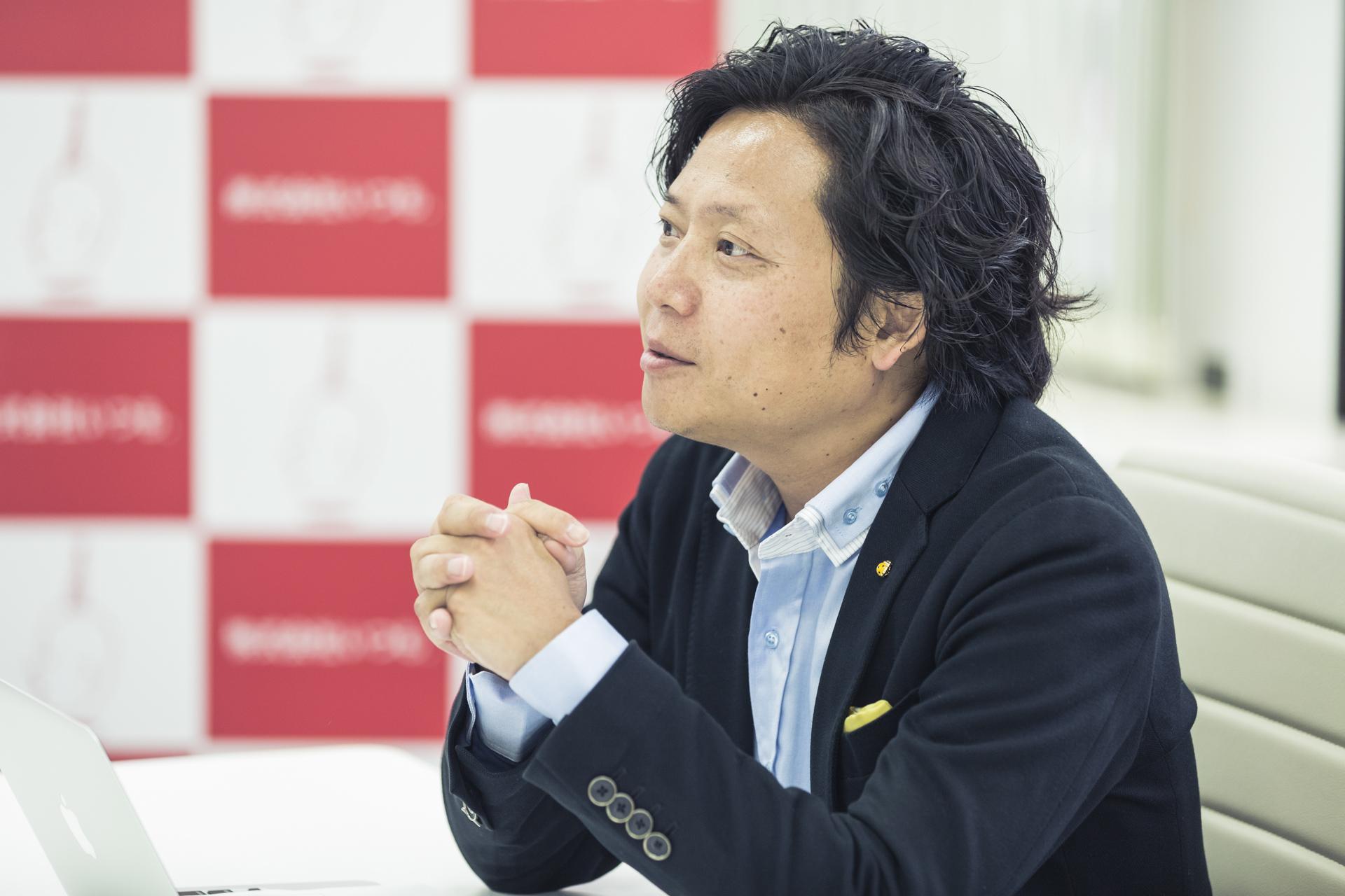 代表取締役 坂本 守 インタビュー②「いつも.の仕事」