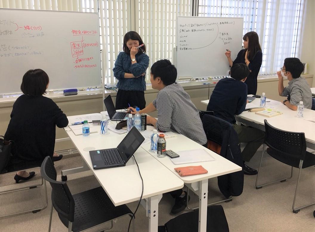 【新卒勉強会】春からのスタートダッシュへ!ECサイトの立ち上げ体験