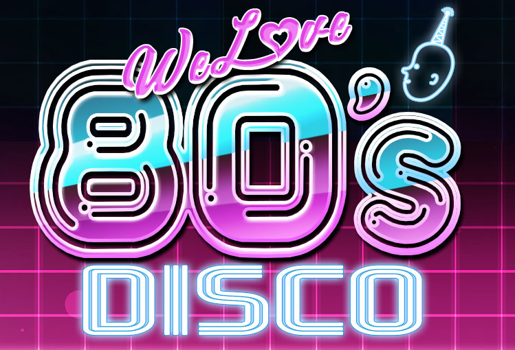 【社内イベント】80's Disco!いつも.感謝祭