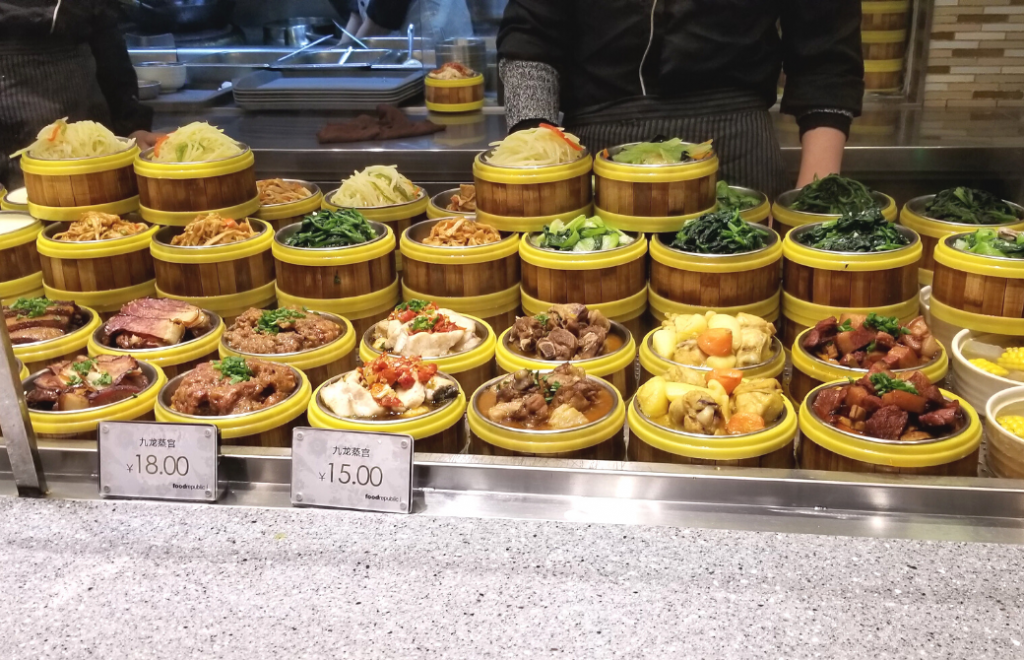 中国・料理