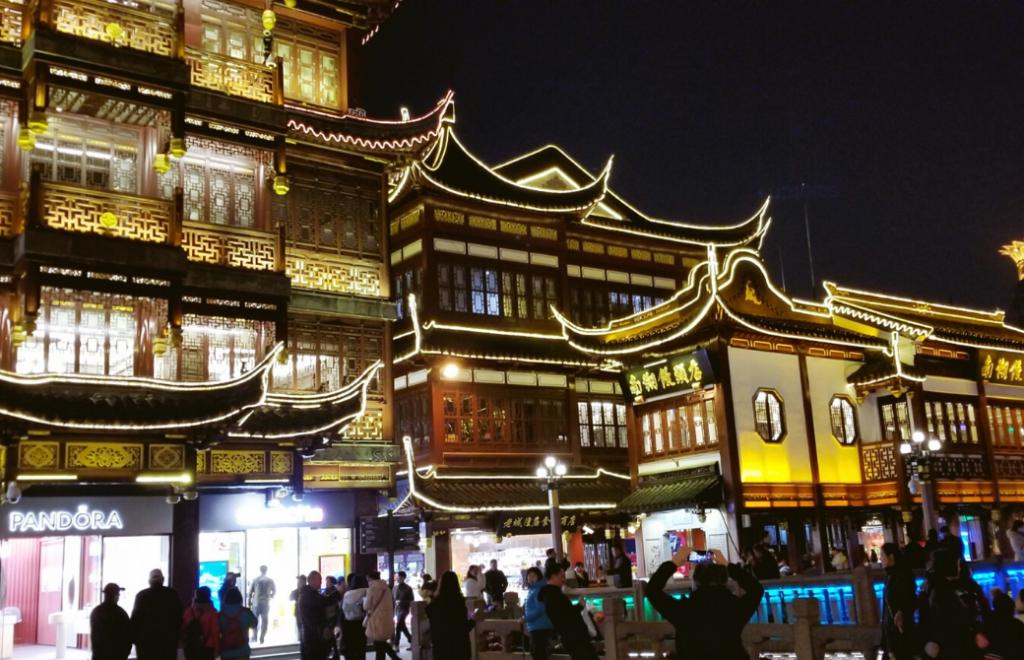中国・夜景2